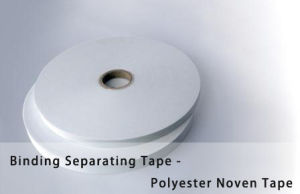 Non-Conductive Polyester Nonwoven Tape; Binding Separating Tape