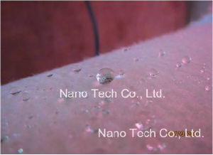 Super Hydrophobic Thermal Blanket Aerogel