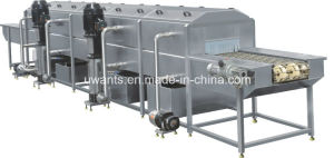 Industrial Vegetable Basket Washing Machine pictures & photos