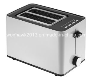 High Quality Stainless Steel Panel Bread Maker Bread Toaster pictures & photos