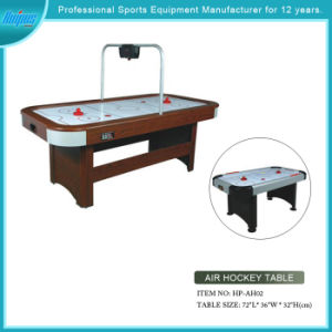 Model#Hpdsah04 6u2032 Wooden Air Hockey Table For Sale Made In China
