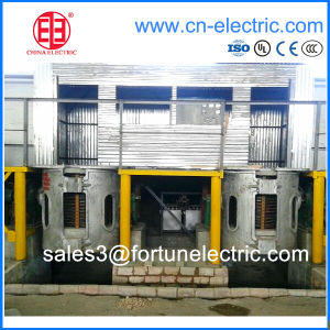0.01~5ton Cast Iron Melting Furnace pictures & photos
