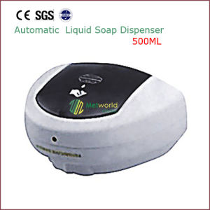 Automatic Auto ABS Wall Mounted Liquid Soap Dispenser 800ml pictures & photos