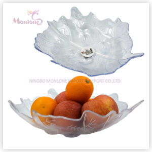 280g Plastic Fruit Plate/Dish, Fruit Serving Tray, Fruit Bowl pictures & photos