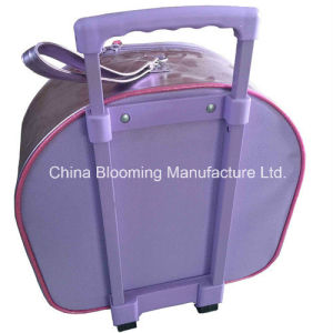 Children Wheels Trolley Travel Traveling Case Bag Luggage Suitcase pictures & photos