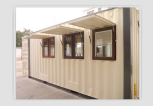 Container Prefab House C01