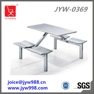Outstanding Commercial Stainless Steel Restaurant Table And Bench Fast Food Dining Table Jyw 0369 Interior Design Ideas Oxytryabchikinfo