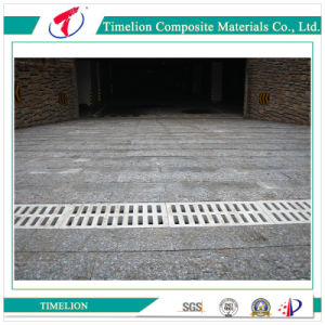 Light Duty FRP Rain Grate for Drain Water System