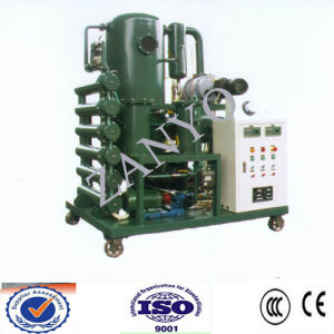 3000L/H Hydraulic Oil Purifier System