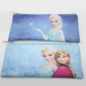 Cartoon Polyester Pencil Bag, Frozen Pencil Case for Children pictures & photos