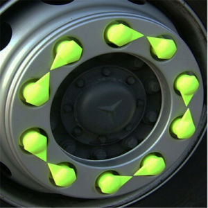 33mm Loose Wheel Check Indicator in Truck