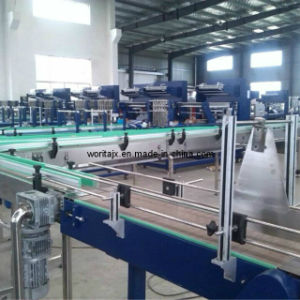 Bottle Water Film Packing Machine (WD-350A) pictures & photos