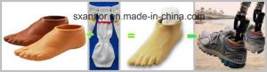 Prosthetic Foot Sock pictures & photos