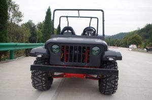 Ce Approved 150cc 200cc Mini Jeep pictures & photos