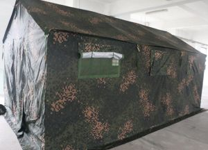 Carbon Fiber Pole Tent for Military pictures & photos