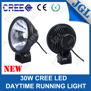 LED 12V Car Lamp 9 Inch DRL Auto Headlight