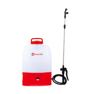 18L Knapsack Electric Battery Sprayer (KD-18D-006) pictures & photos