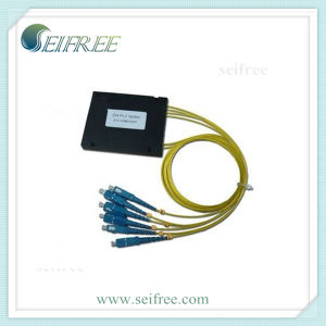 2X4 Sc Optical Fiber PLC Splitter pictures & photos
