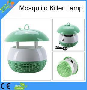 Rechargeable LED Mosquito Killer Lamp with Night Light pictures & photos