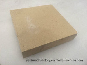 33%, 38%, 45% Al2O3 Medium Duty Refractory Fire Clay Tile for Wood Stove / Pizza Oven