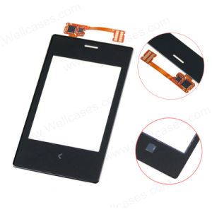 Original Replacement Touch Screen for Nokia N503 Black
