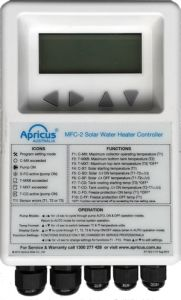 The Apricus Sentinel-Pro Delta-T Solar Controller pictures & photos