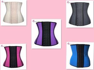 81addf64c96 Breathable Waist Tummy Girdle Belt Sport Body Shaper Slimming Trainer Control  Corset