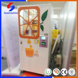 Shopping Mall Fresh Orange Juice Vending Machine