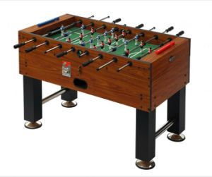 Ordinaire 5FT Coin Operated Soccer Table 55inch Wooden Foosball Table Football Table  Game