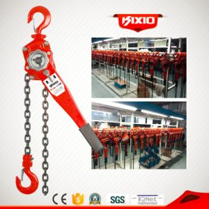Hsz Series Manual Chain Block Chain Hoist pictures & photos