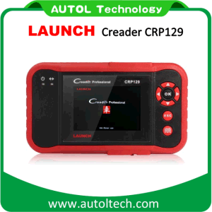 2016 New 100% Original Launch X431 Creader Crp129 Launch Crp129 Eng/at/ABS/SRS Epb Sas Oil Service Light Resets Code Scanner pictures & photos