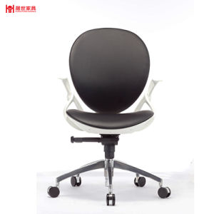 Leisure Black Leather Office Chair pictures & photos