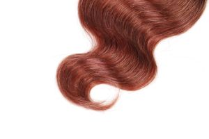 Cheap Price Ombre Color Hair Virgin Peruvian Body Wave 18inches pictures & photos