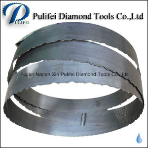 Replacement Diamond Band Saw Blade for Marble Slab Cutting