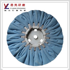 Yiliang Metal Surface Abrasive Bias Airway Wheel