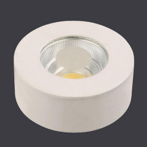 High Lumen DC12V 3W COB LED Cabinet Downlight pictures & photos
