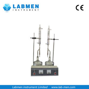 High Quality of Coulometric Karl Fischer Titrator pictures & photos