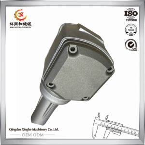 OEM Precision Casting Factory Car Parts Pump Mounting Flange pictures & photos