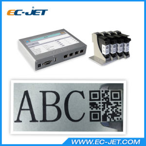 Expiry Date Barcode Printing High-Resolution Inkjet Printer for Egg (ECH800) pictures & photos