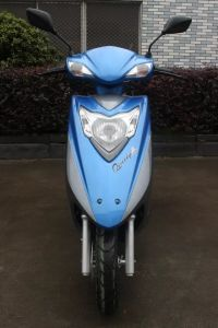 125cc/150cc Gas Scooter for Lebanon Market pictures & photos