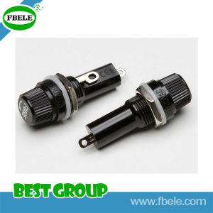 China Daier Manufacturer 7*45, 5*20 or 6*30 Glass Fuse Holder pictures & photos