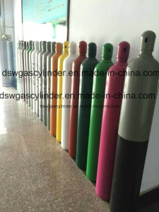China Supply Oxygen Gas Cylinder pictures & photos