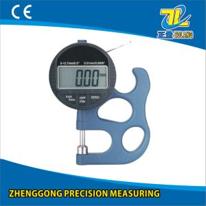 0-12.7/0.01 mm Conjoined Stents Display Thickness Gauge pictures & photos