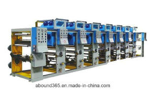 Intaglio Printing Machine for PP/PE Bags
