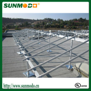 Customed Solar Panel Rails for Fixing Solar Panel
