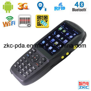 Touch Screen Mobile POS Handheld PDA Barcode Scanner