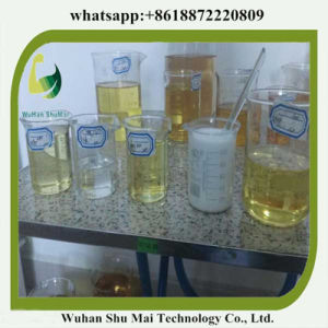 China Bodybuilding Mixing Injectable Steroid Liquid Tmt Blend 375 Mg