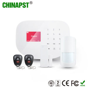 LCD Indicator 433MHz WiFi GSM Smart Burglar Alarm System (PST-WIFIS2W) pictures & photos