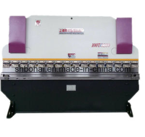 Wd67y 160t/5000 Hot Sale Sheet Metal Steel Press Brake pictures & photos