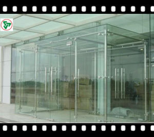 3/4/5/6/8/10/12/15/19mm Clear & Tinted Tempered/Toughened Glass for Building pictures & photos